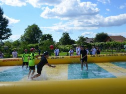 Pomurski športni festival v polnem teku