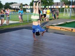 Noro športno dogajanje na že drugem Pomurskem športnem festivalu