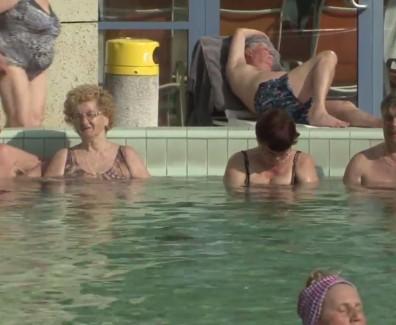 Parafinska termomineralna voda blagodejno vpliva na kožo in dihala