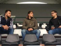 Pogled s tribune: Nik Lorbek verjame v Murin projekt