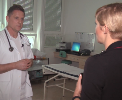 Prenovili infekcijski oddelek murskosoboške bolnišnice