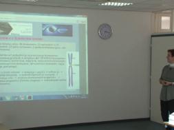 Odkrivanje in določanje načina delovanja kromosoma X