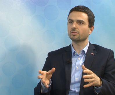Matej Tonin, predsednik NSi