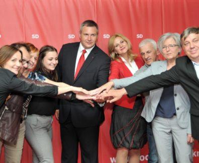Socialni demokrati:  Slovenija mora priti med najboljše države na svetu