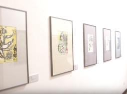 Otvoritev razstave velikana svetovne likovne umetnosti in priprave na EPK