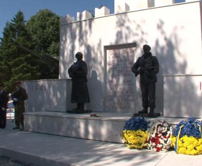 V Cezanjevcih proslava v počastitev 27. aprila