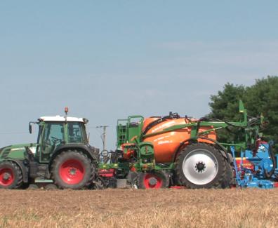 Panvita z novimi pridobitvami v trendu preciznega kmetijstva