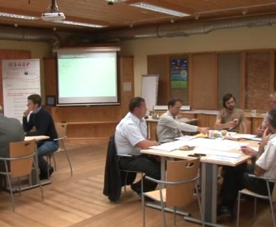 Šola za župane: Za več dialoga med kandidati