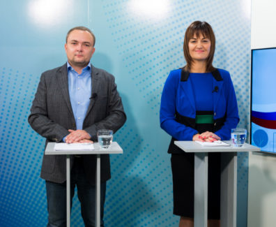 Soočenje županskih kandidatov Občine Ljutomer