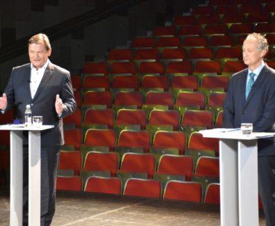 Soočenje kandidatov za župana mestne občine Murska Sobota