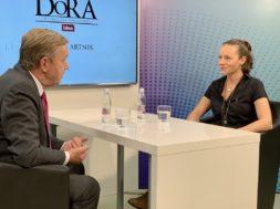 """Alenka Artnik: """"Želim si, da potapljanje na vdih postane olimpijska disciplina"""""""