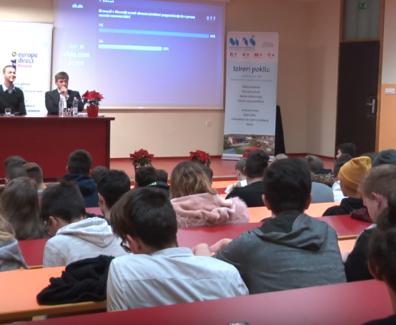 Festival računalništva in sodobnih komunikacij na SPTŠ