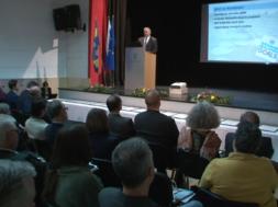 Podelitev Unescovih certifikatov biosfernega območja