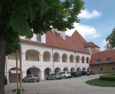 Prenova nove dvorane v RIS Dvorec Rakičan