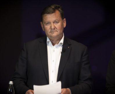 Aleksander Jevšek pred evropskimi volitvami