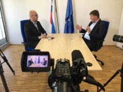 Pogovor z evropskimi poslanci