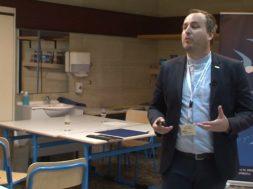 Matej Zadravec o procesu oblaganja tablet