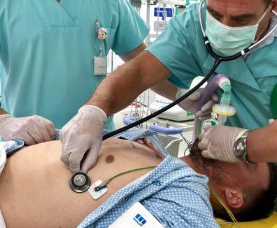 V urgentni medicini o življenju in smrti odločajo sekunde // 60-sekundni dokumentarec