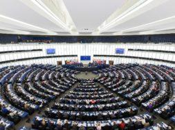 Evropski parlament in nadzor institucije