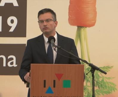 Predsednik vlade Marjan Šarec odprl 57. sejem Agra
