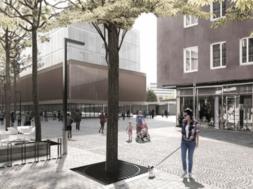 Začela se bo celovita prenova mestnega središča