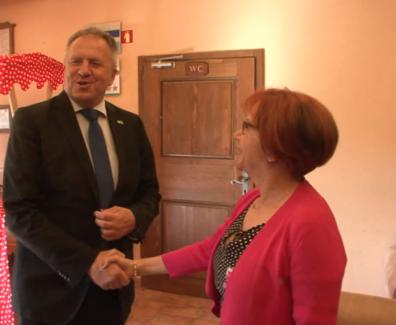 Minister Počivalšek obiskal Terme Banovci