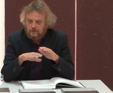 Monografija Osamljenosti umetnostnega zgodovinarja Roberta Inhofa