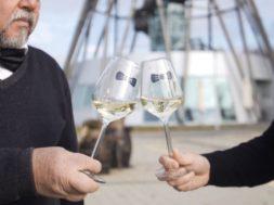 Odkar se je odprl stolp njihova vina potujejo po celem svetu // 60-sekundni dokumentarec