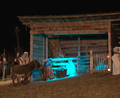 Najlepša božična zgodba na Kuzmi