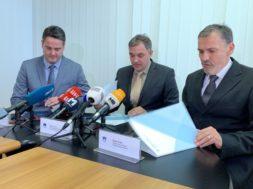 Preiskava ropov pošt v Veržeju in Trnovski vasi