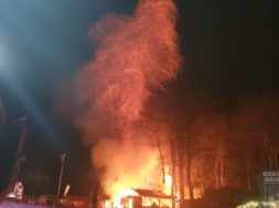 Po požaru na mariborskem Pohorju