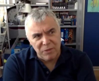 Zoran Predin se v karanteni pripravlja na trenutek, ko bo spet svoboda