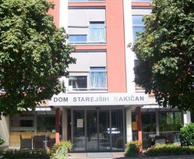 Zoran Hoblaj o preventivnih ukrepih v Domu starejših Rakičan