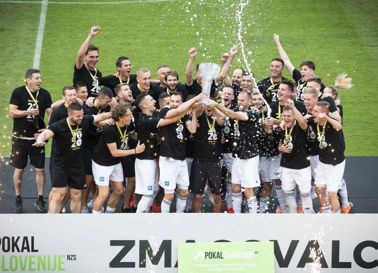 Mura po 25-ih letih zmagovalec pokala Slovenije