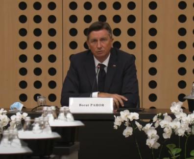 Nagovor predsednika Boruta Pahorja na slovenski diplomaciji