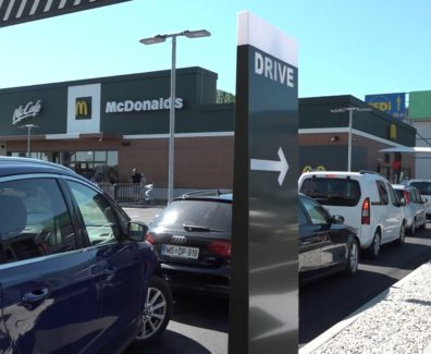 Novi McDonald's v Murks Soboti