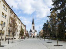Pojavljajo se nova lokalna žarišča, med njimi je tudi Murska Sobota