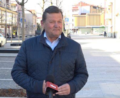 Prenovljena Slovenska ulica