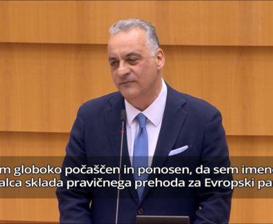 Evropski parlament potrdil sklad za pravični prehod
