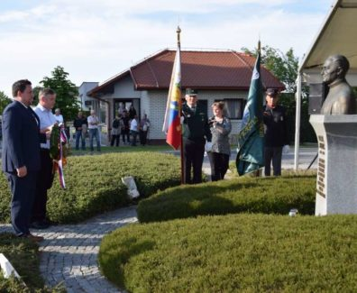 Osrednja občinska slovesnost Občine Beltinci v počastitev dekana Ivana Jeriča