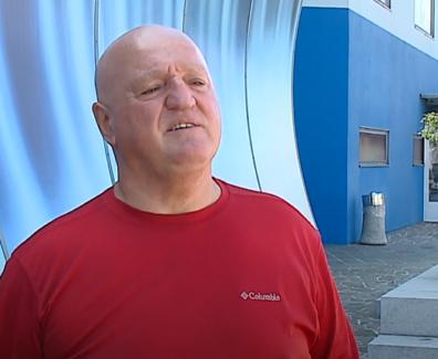Martin Strel je preplaval 30 kilometrov Mure