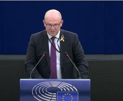 Plenarno zasedanje EU
