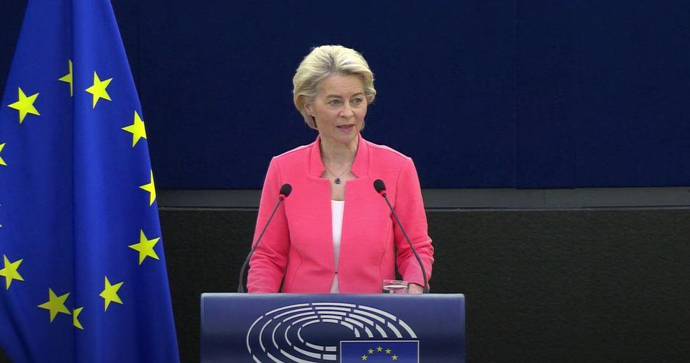 Plenarno zasedanje evropskega parlamenta